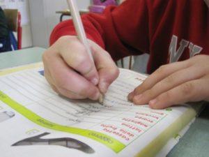 Disgrafia - La Rieducazione alla Scrittura