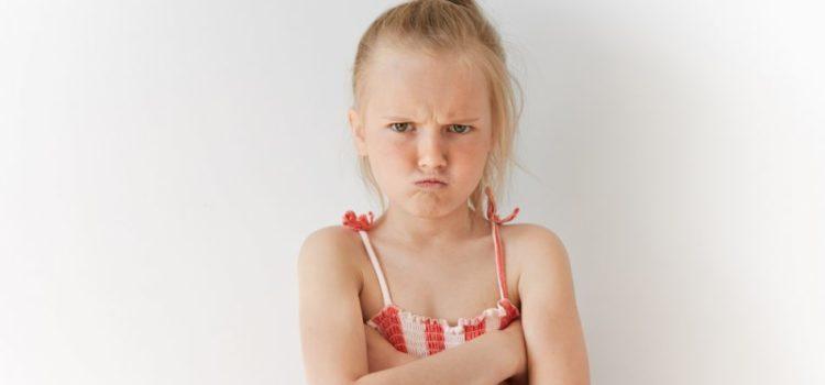 Bambini viziati e genitori isterici